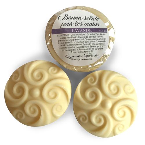 crème huile essentielle de lavande